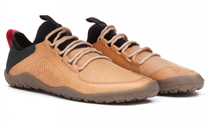 Vivobarefoot  PRIMUS TREK L Leather Tan (5)