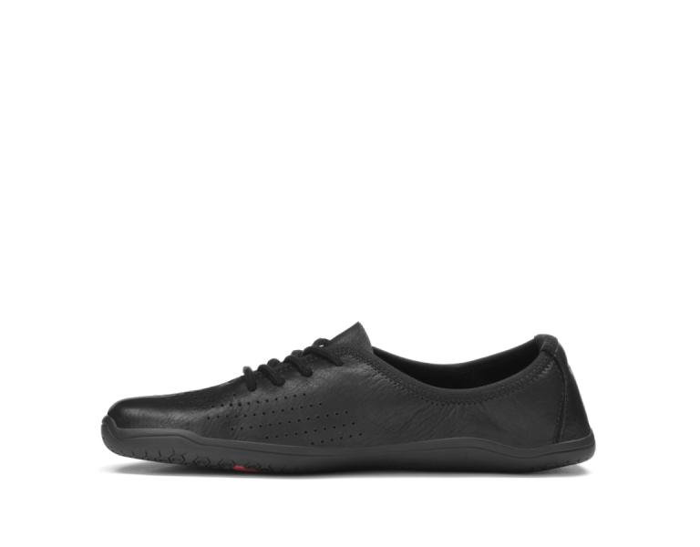 Vivobarefoot MIA J Leather Black (3)
