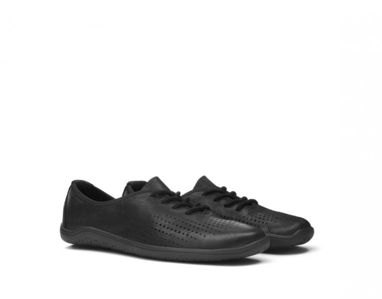 Vivobarefoot MIA J Leather Black (4)