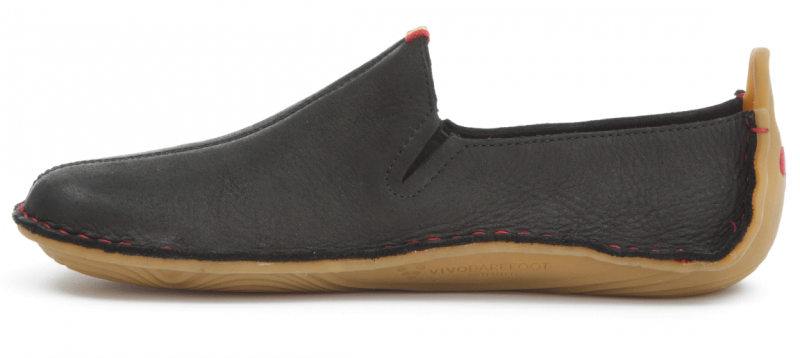 Vivobarefoot ABABA L Leather Black (3)