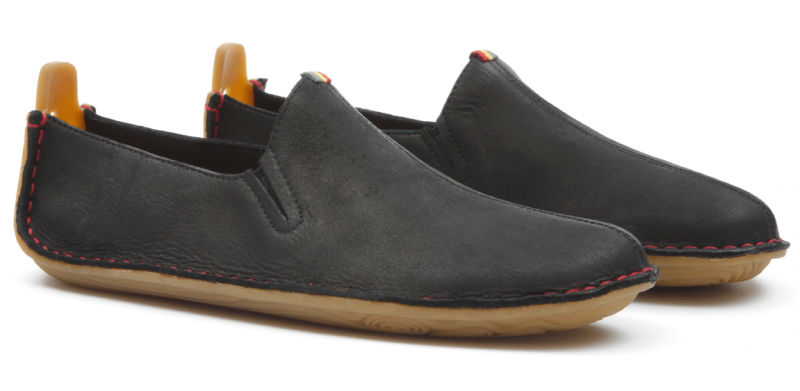 Vivobarefoot ABABA M Leather Black (4)