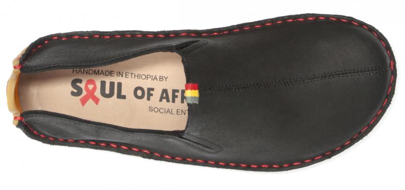 Vivobarefoot ABABA M Leather Black (5)