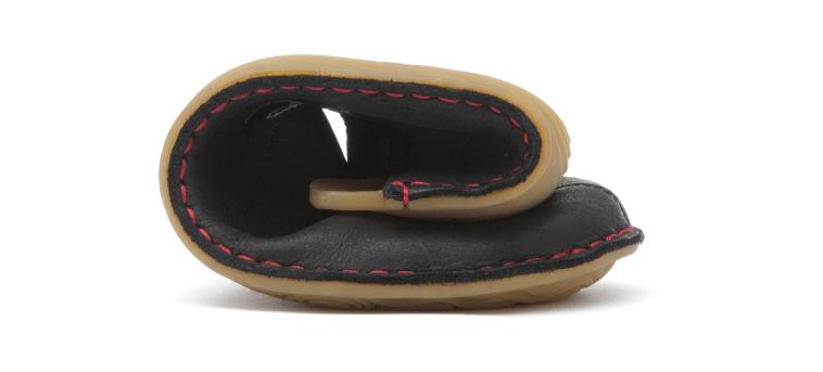 Vivobarefoot ABABA M Leather Black (6)