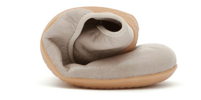 Vivobarefoot JING JING L Leather Cobblestone (6)