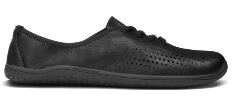 Vivobarefoot MIA J Leather Black (1)